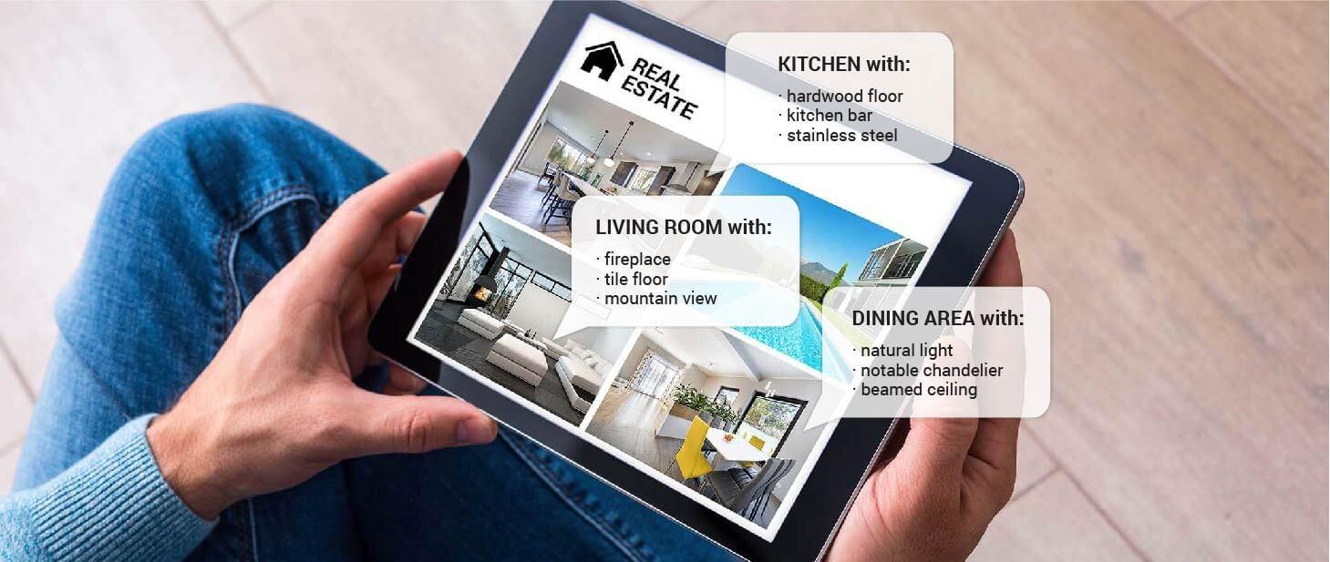 computer vision real estate image tagging
