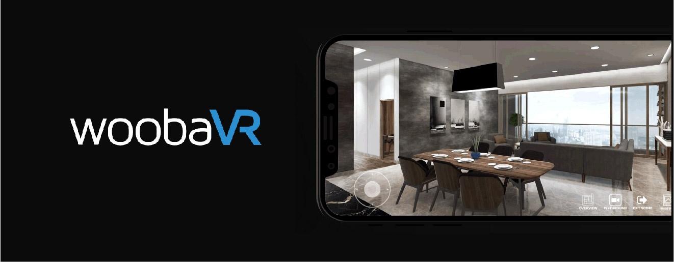 wooba virtual reality proptech real estate