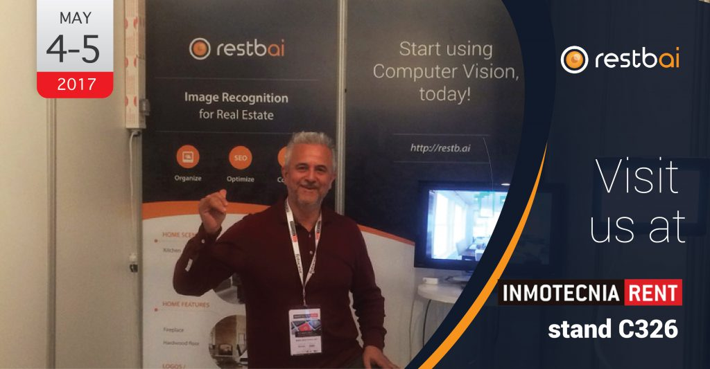 Restb.ai at Inmotecnia Rent to speak about using AI to improve data management